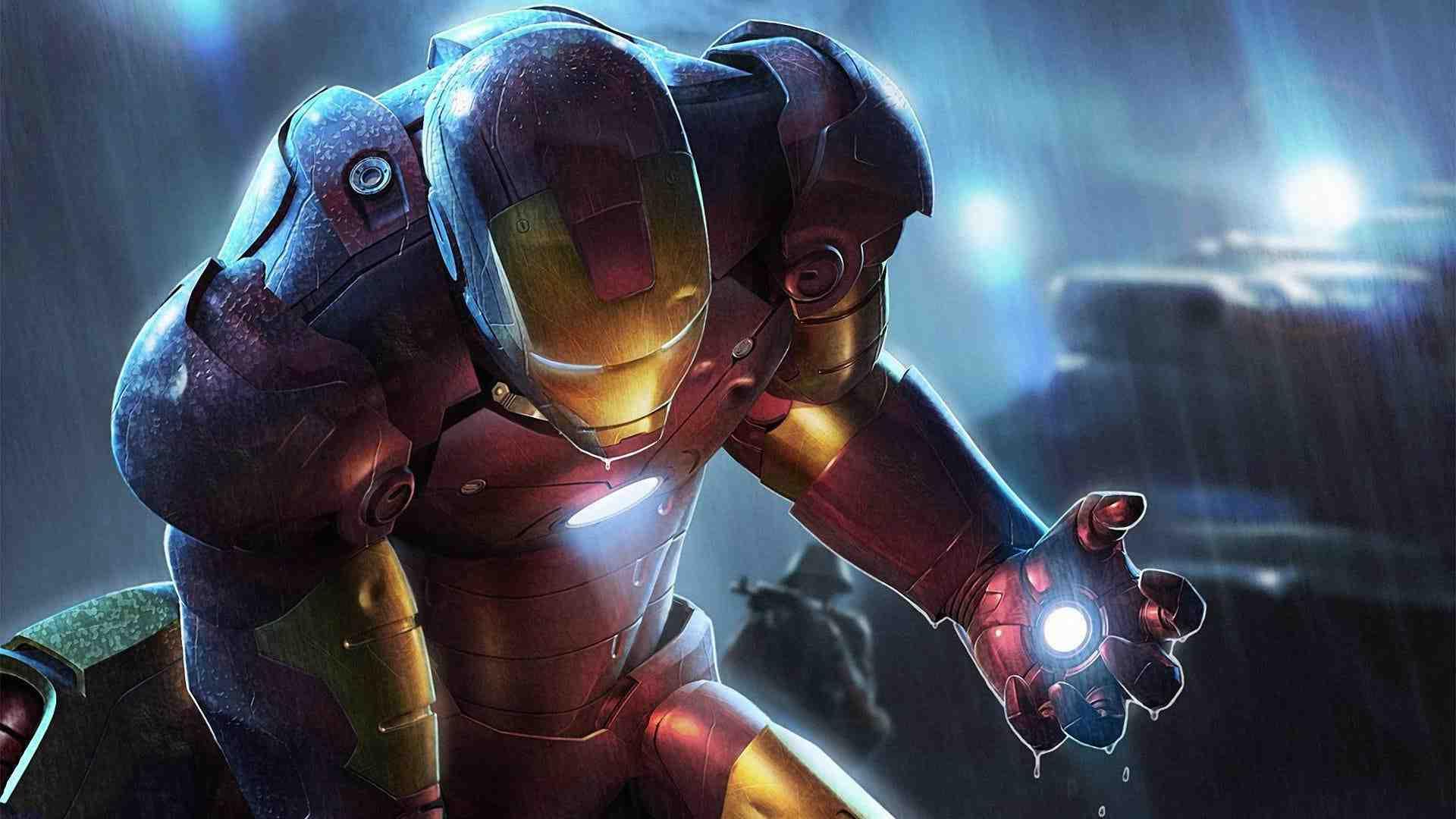 Ironheart y Tony Stark AI