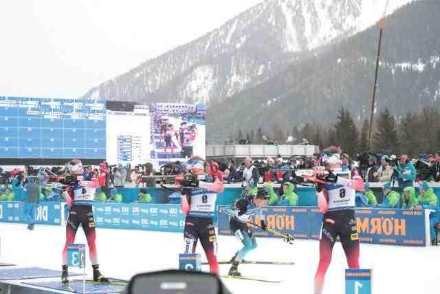 Le biathlon reprend ce vendredi 8 janvier, avec la cinquième étape de la Coupe du monde 2020-2021. Les événements seront diffusés en direct sur le site et sur la chaîne L'Équipe, ainsi que sur Eurosport.