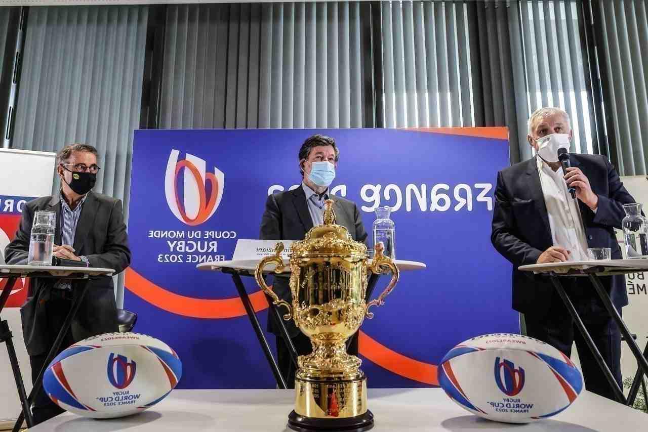 Les matchs de la Coupe du monde de rugby 2023 sont en vente