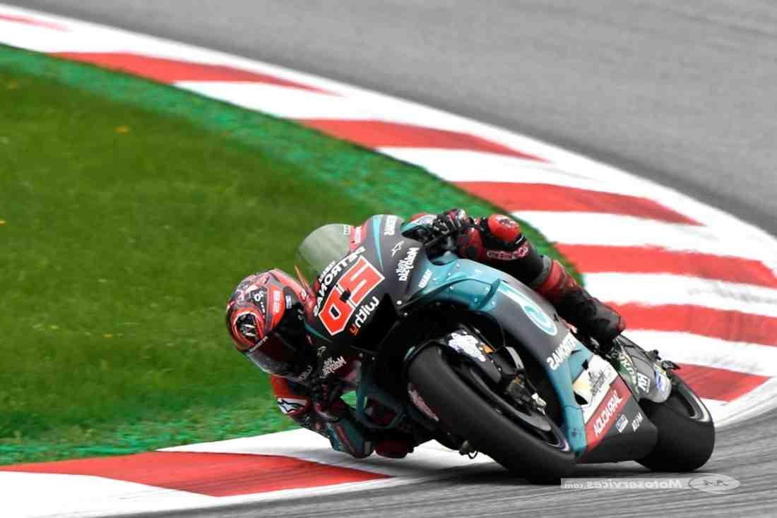 Quelle est la puissance d'une moto GP?