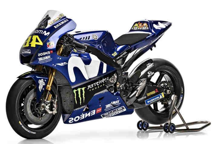 Quelle puissance Moto GP ?