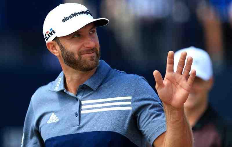 Qui est le numéro un mondial du golf?