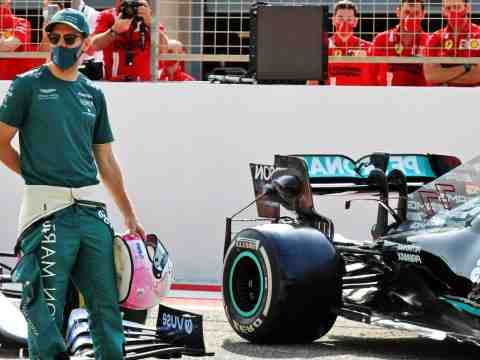 Who has been Lewis Hamilton team mate?