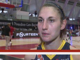 Basket: Elfic Fribourg remporte aisément un 3e titre de suite