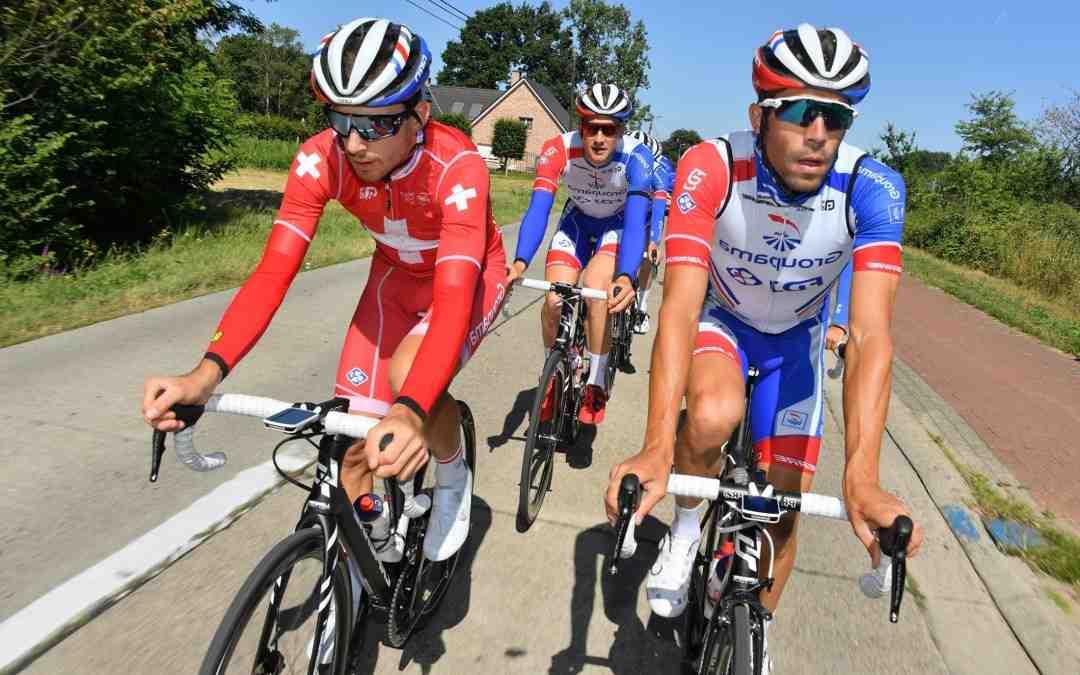 Cyclisme: Sébastien Reichenbach 4e à Barcelone