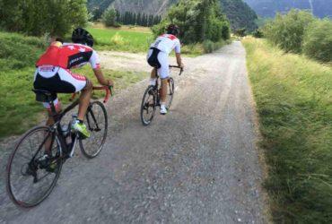 Cyclisme: Sébastien Reichenbach, chez lui à Martigny,...
