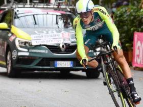 Cyclisme: l'équipe Vini Zabu s'auto-suspend