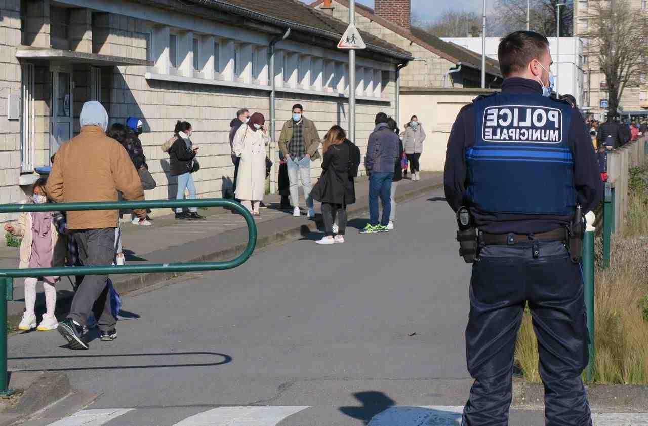 Deux personnes interpellées après les incidents