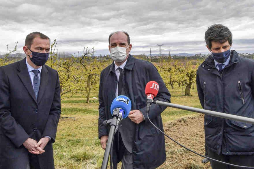 Deux visites ajoutées dans la Drôme pour le ministre de l'agriculture
