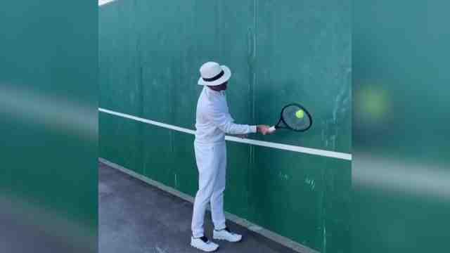 «Federer va très bien»