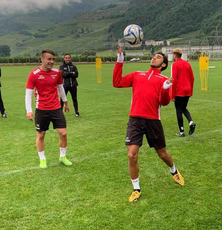 Football: Bastien Toma ne jouera plus en M21