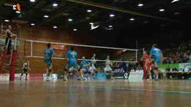 Grand match de Djokic et Radic