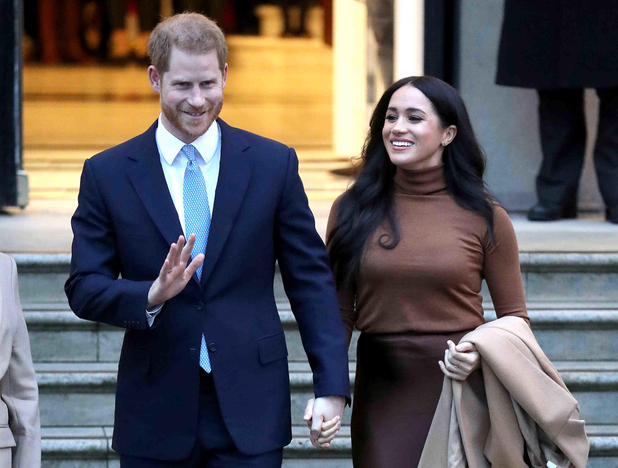 Harry et Meghan, les raisons de la guerre contre Buckingham