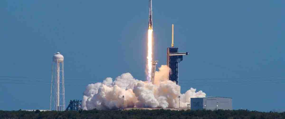 ISS : comment revoir la manœuvre inédite avec la capsule de SpaceX