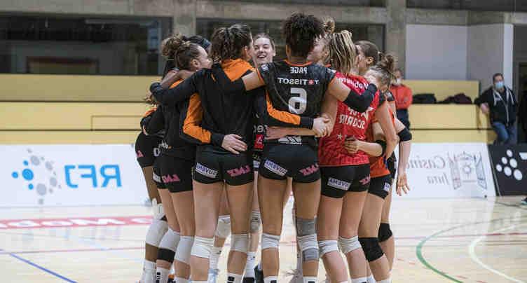 LNA playoffs: finale dames