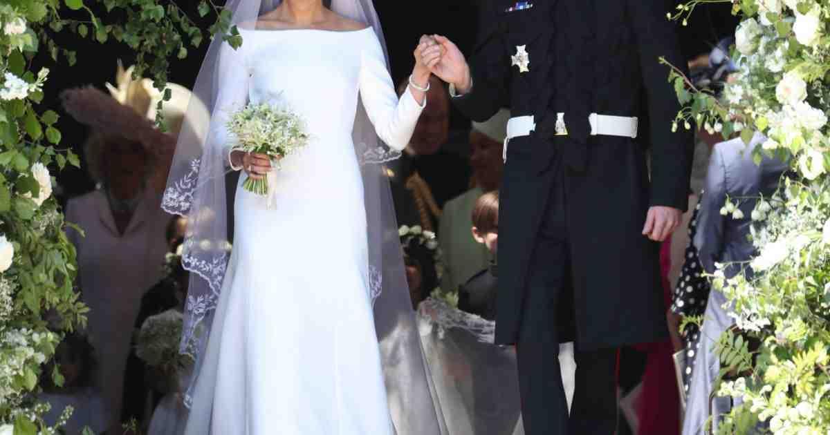L'actrice avait déclaré durant son interview avec Oprah s'être mariée en secret trois jours avant le 19 mai, sans que personne ne soit au courant.
