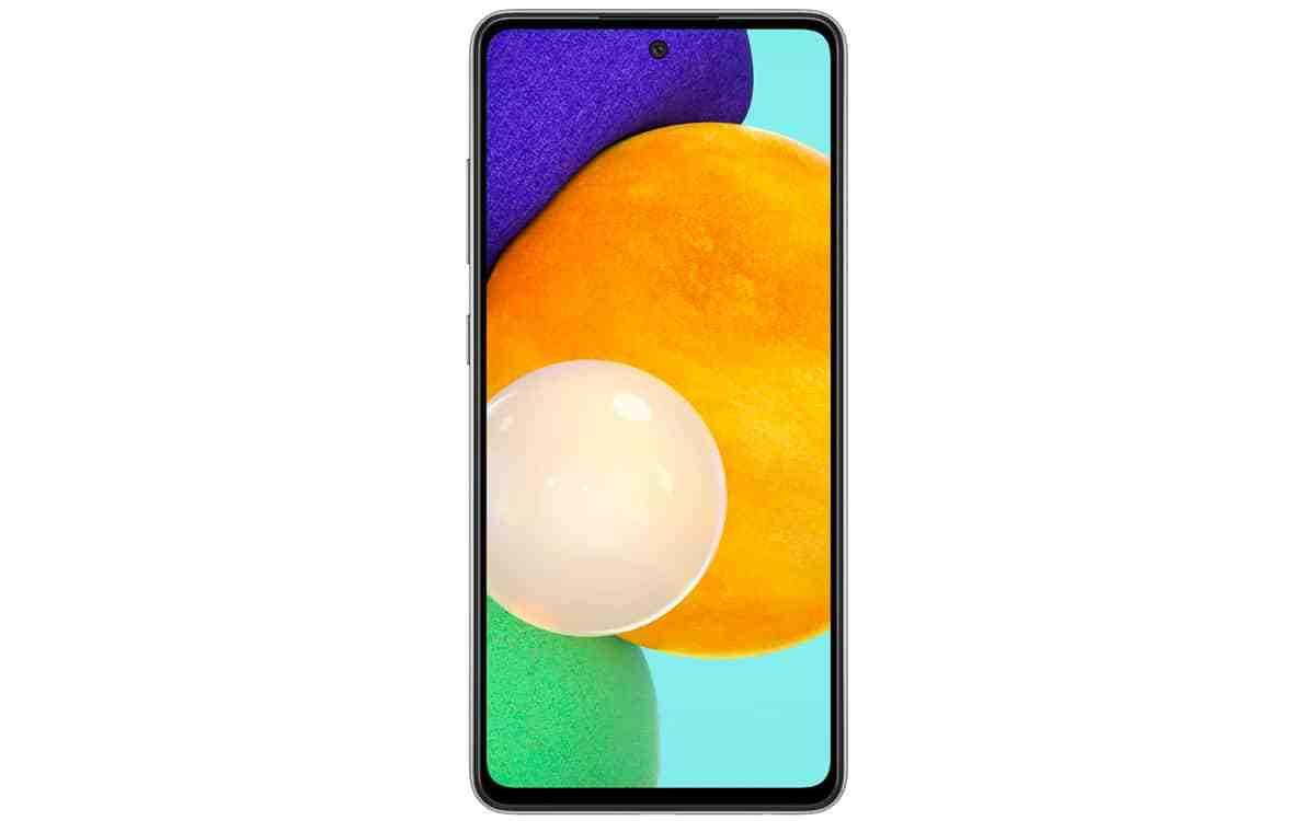 Le Galaxy A82 aurait la 5G