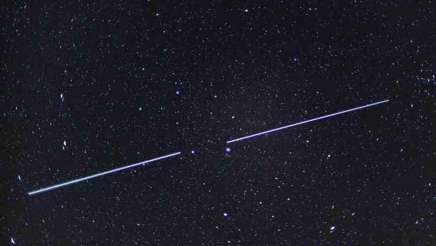 Le cap des 1600 satellites arrive à grands pas