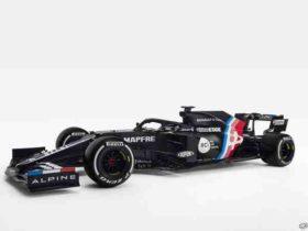 Le jour où une F1 équipée d'un gouvernail a dépassé les 400 km/h
