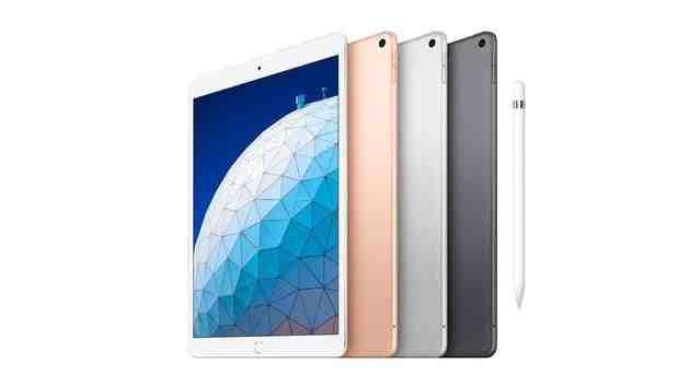 LesiPad d'Apple également à prix réduit chez Fnac Darty