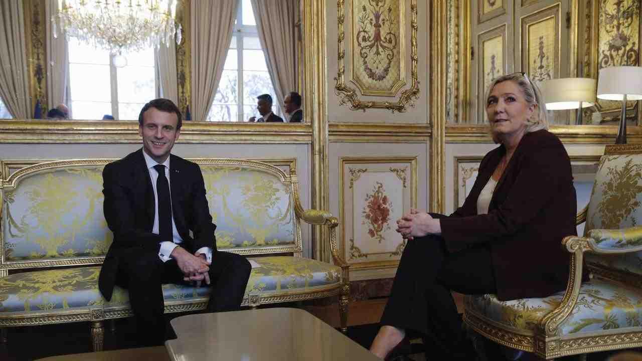 """Macron """"n'est pas jugé crédible"""" sur la sécurité"""