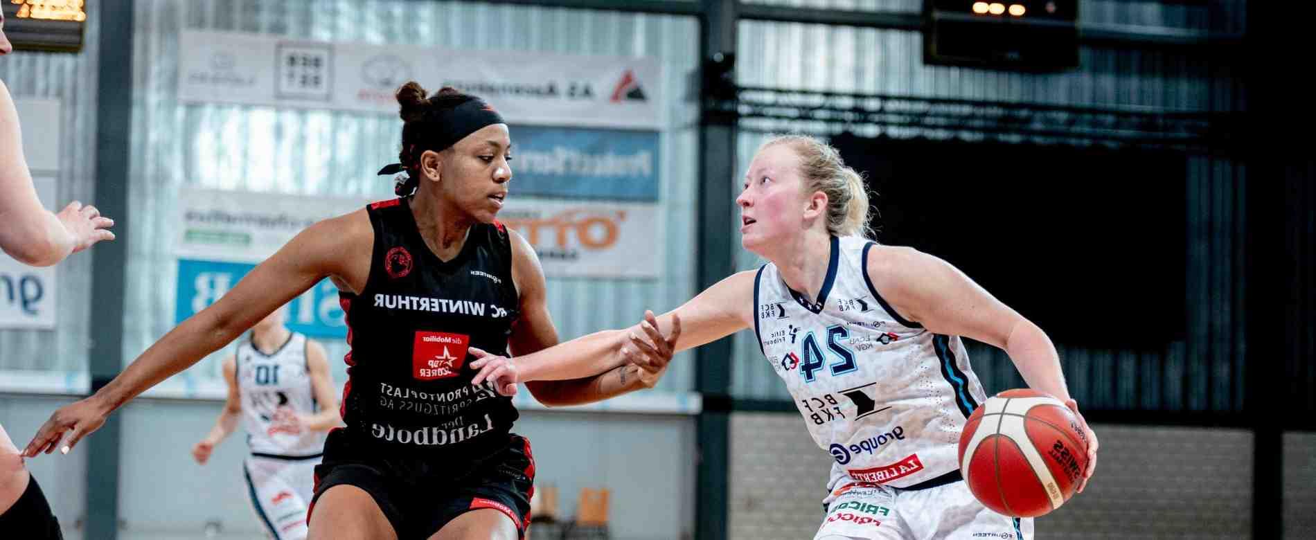 Nyon Basket Féminin tombe dans le piège argovien