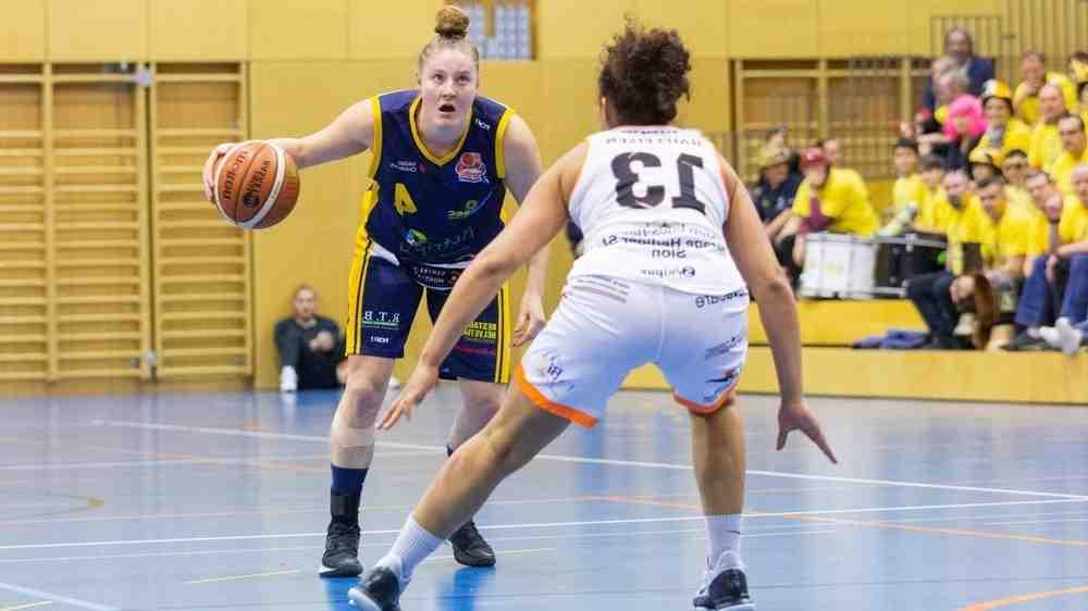 Play-off: Nyon Basket Féminin perd l'acte I