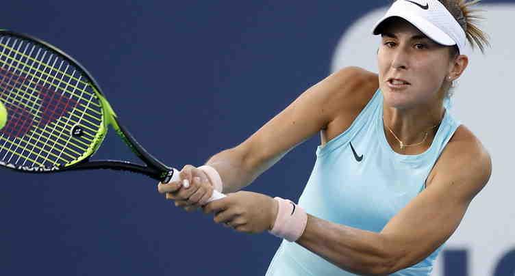 Roland-Garros: Vögele éliminée dès le 1er tour