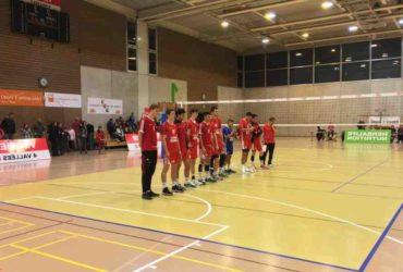 Volleyball: Chênois s'offre une première balle de titre