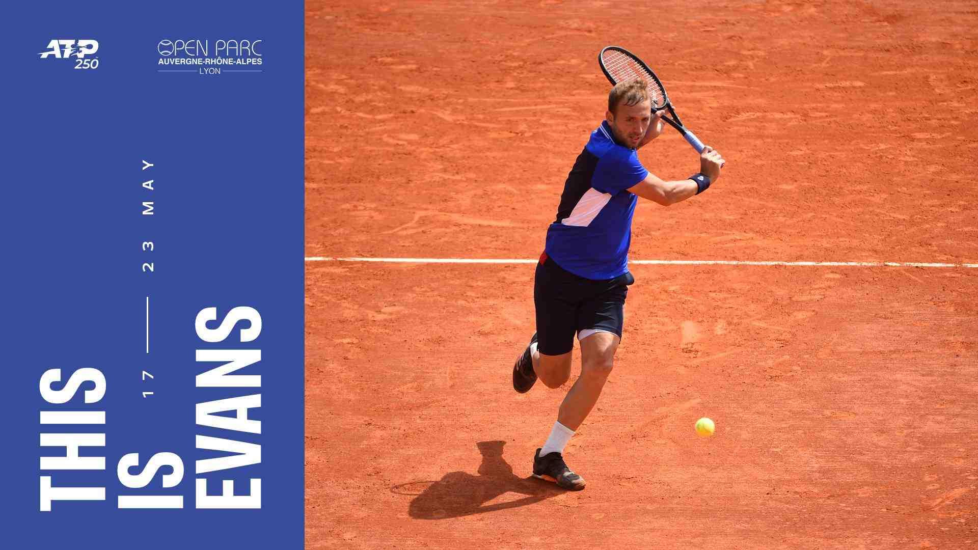 Annulée en 2020, en raison de la crise sanitaire, la 4e édition du tournoi de tennis Open Parc Auvergne-Rhône-Alpes débute ce lundi 17 mai au parc de la Tête d'Or. Plusieurs Français sont attendus sur le court.