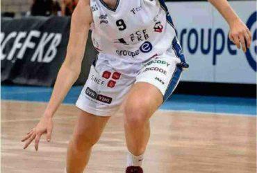 Basket: Katia Clément, le parcours lumineux d'une...