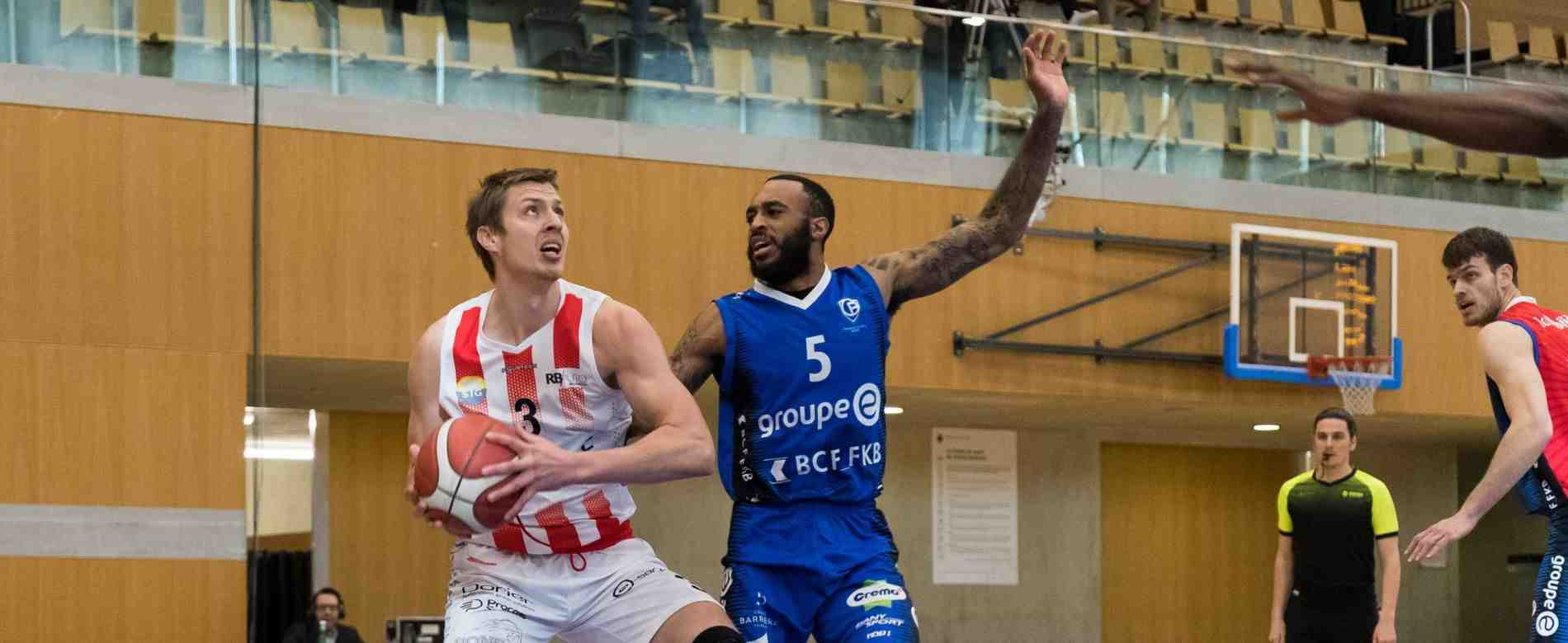 Basket: Monthey contraint à l'exploit
