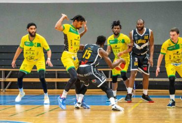Basket: le BBC Monthey-Chablais découvre la douloureuse...