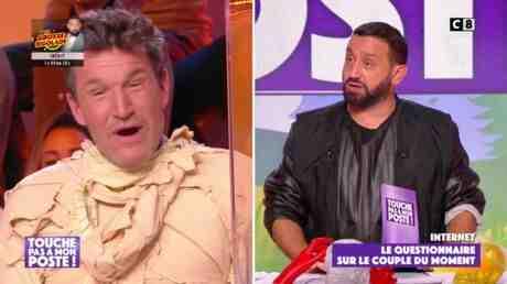 """Benjamin Castaldi est cas contact"""