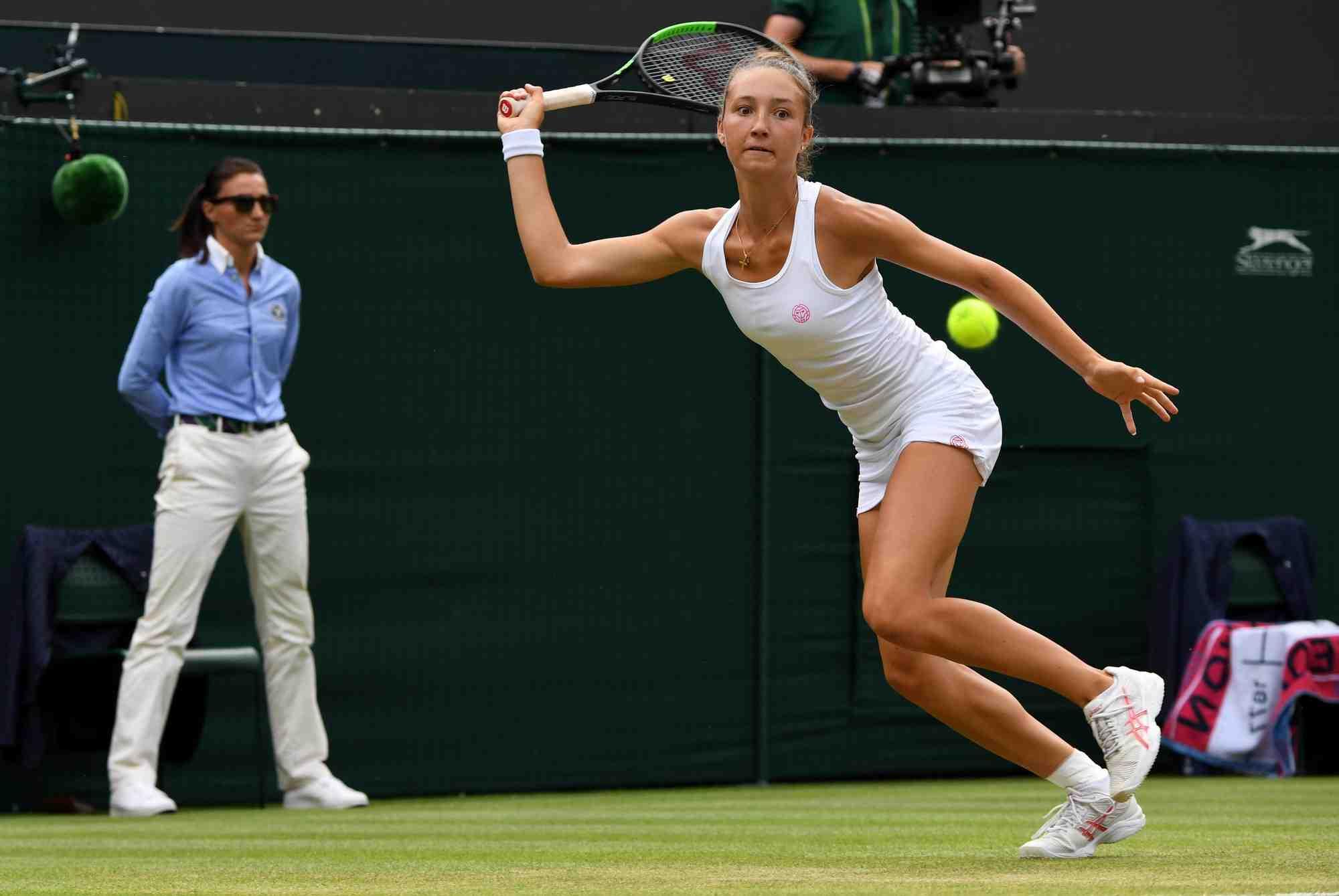 Bianca Andreescu renonce au tournoi de Parme