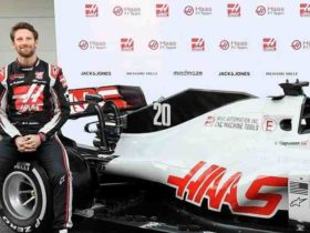 F1: Grosjean de retour le temps d'un test avec Mercedes