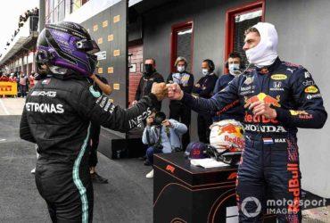 F1: Verstappen remporte le GP d'Emilie-Romagne