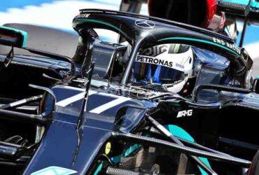 F1: première pole de la saison pour Bottas