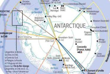 L'Antarctique, terre de sciences
