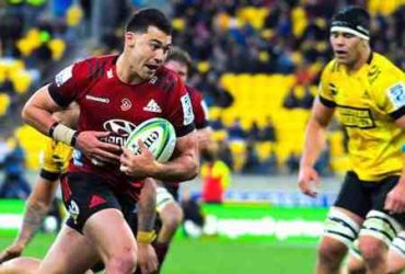 Les Crusaders remportent le Super Rugby Aotearoa face aux Chiefs