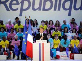 Macron veut prendre le pouls du pays