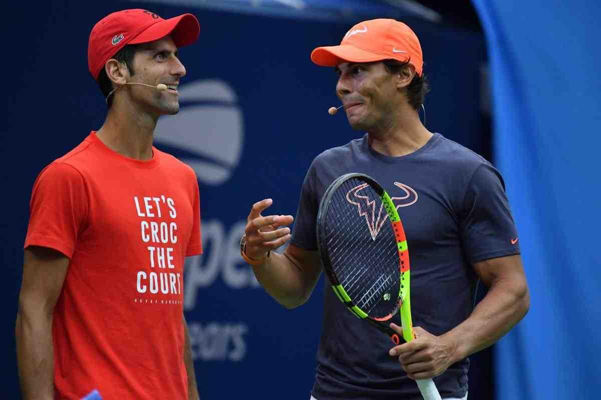«Nadal et Federer étaient au sommet avant que Nole apparaisse, puis un gars de Serbie est venu et a remporté tous les tournois »