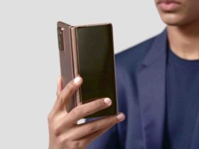 Samsung présente un écran deux fois pliable
