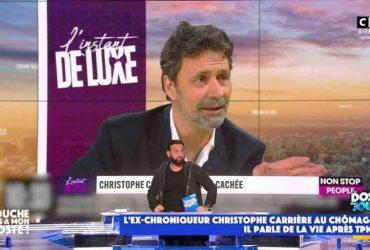 """TPMP : Cyril Hanouna se moque de la grosse bourde de C8 dans sa programmation : """"Ils sont c*ns comme des pendules"""" (VIDEO)"""
