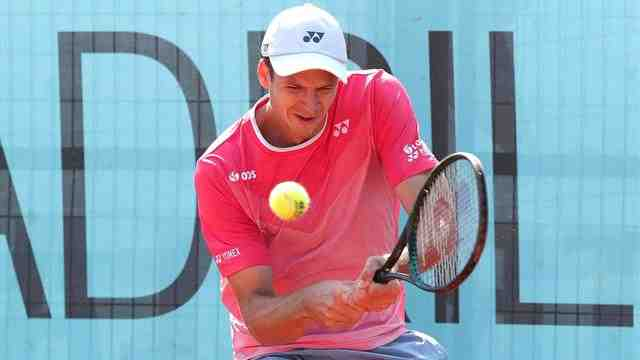 Vainqueur de l'édition 2018 de l'Open Parc Auvergne-Rhône-Alpes, Dominic Thiem, 4e joueur mondial, revient à Lyon et sera la tête d'affiche du tournoi du 17 au 23 mai.