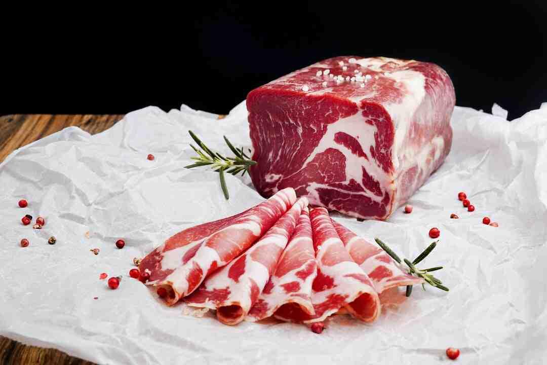 Comment  Décongeler des côtelettes de porc
