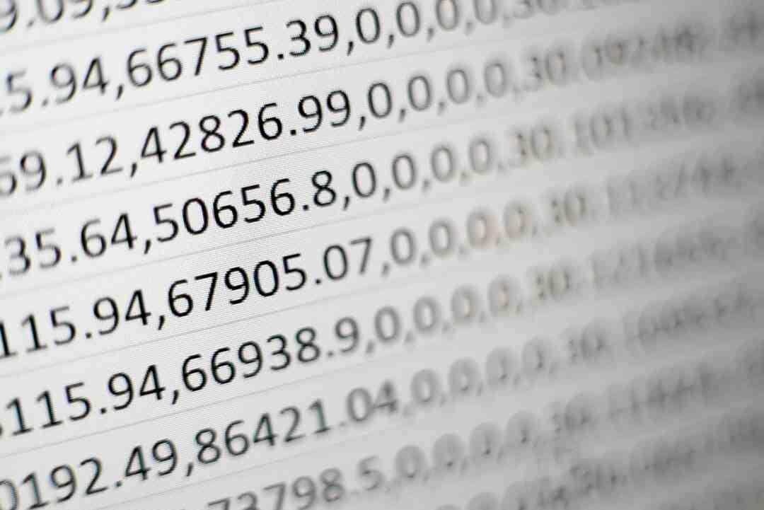 Comment  Déterminer la médiane d'une série de nombres