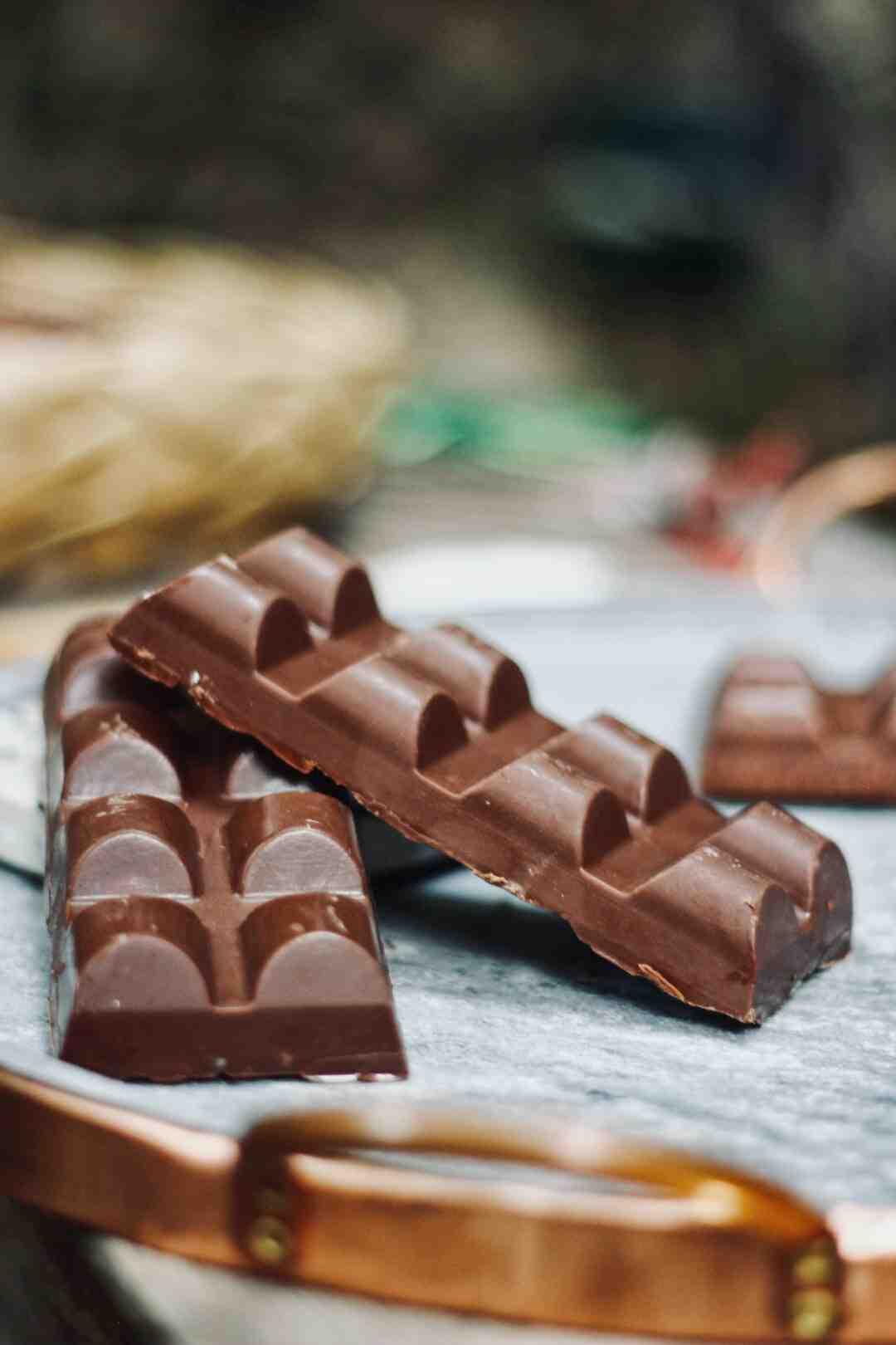 Comment  Faire du chocolat