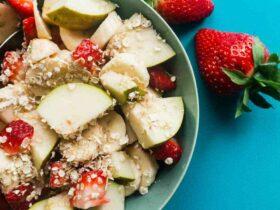 Comment  Faire une salade de fruits