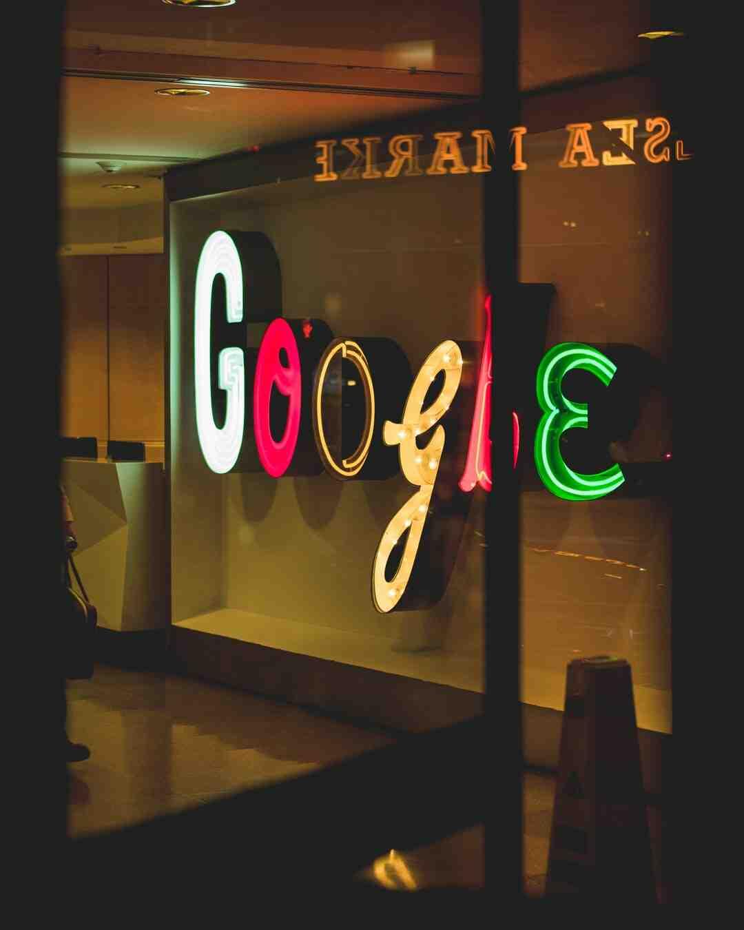Comment  Régler un compte Google Apps